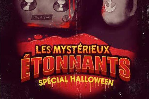 Les Mystérieux Étonnants enregistrent devant public demain!