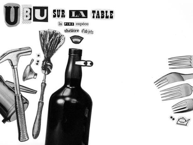 ubu sur table