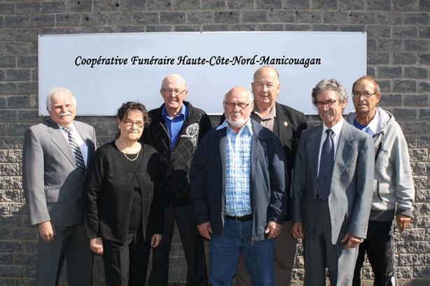 La Coopérative funéraire Haute-Côte-Nord-Manicouagan: Une entreprise funéraire qui rayonne autrement