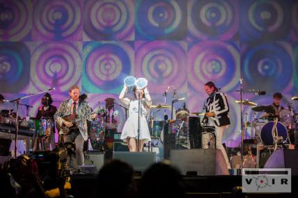 Arcade Fire au parc Jean-Drapeau: terminer l'été en beauté
