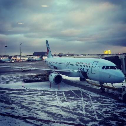 Montréal –> Whitehorse (et une photo compromettante)