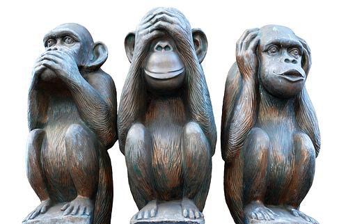 «Québec inclusif» et le syndrome des trois singes