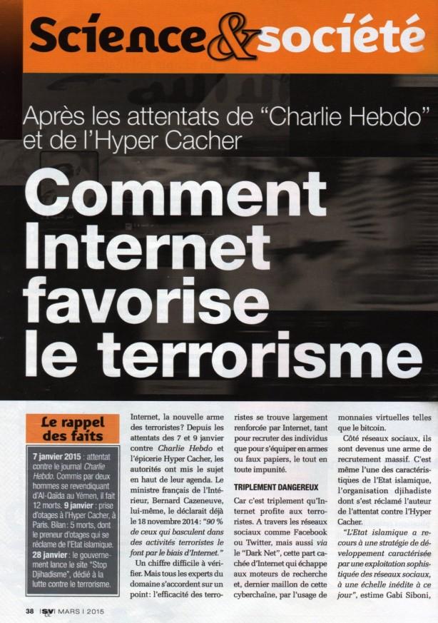 Comment des sites comme celui d'Adil Charkaoui peuvent servir le recrutement de djihadistes