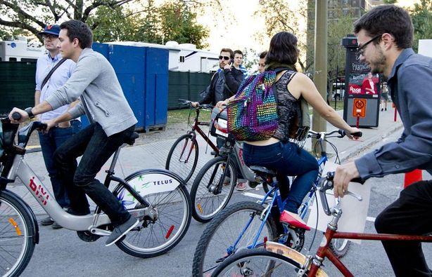Le vélo à Montréal: l'enfer!