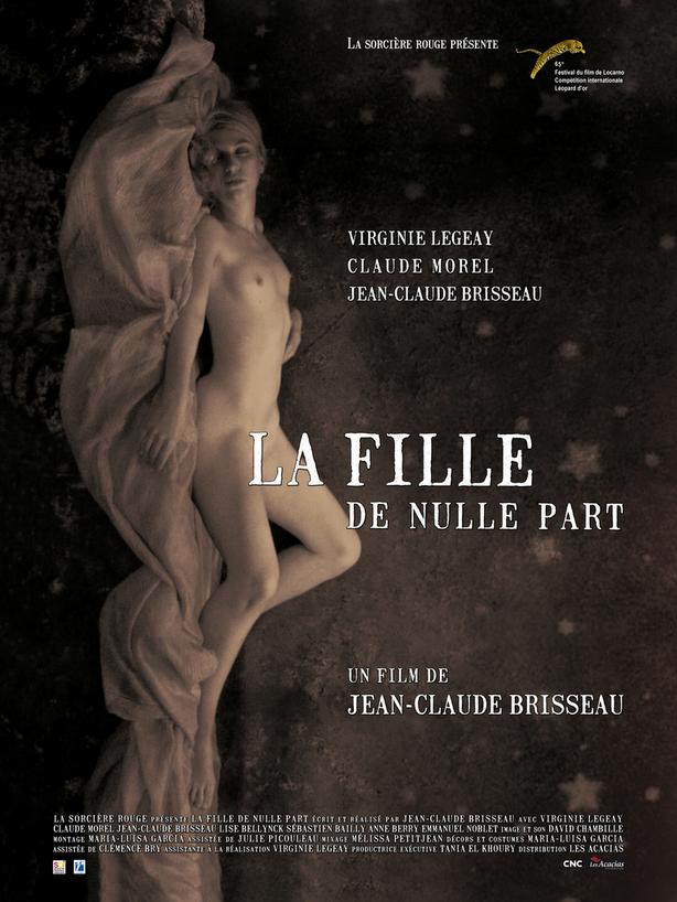 LA FILLE DE NULLE PART de J-C Brisseau à Montréal