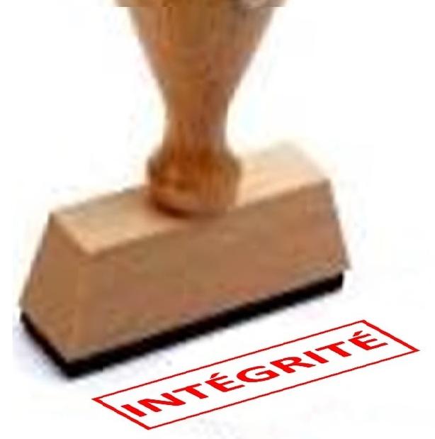 L'intégrité