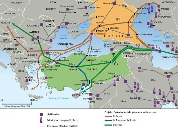 De Tian'anmen à Taksim, les puissances réémergentes