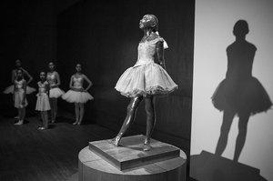 La Petite danseuse de quatorze ans de Degas…