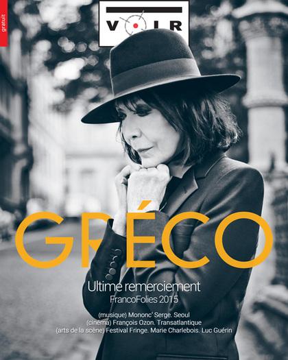 Juliette Gréco / FrancoFolies