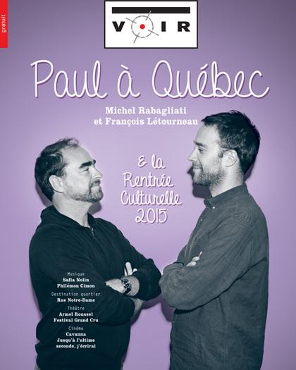 Paul à Québec / Michel Rabagliati et François Létourneau