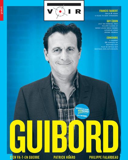 Patrick Huard / Guibord s'en va-t-en guerre