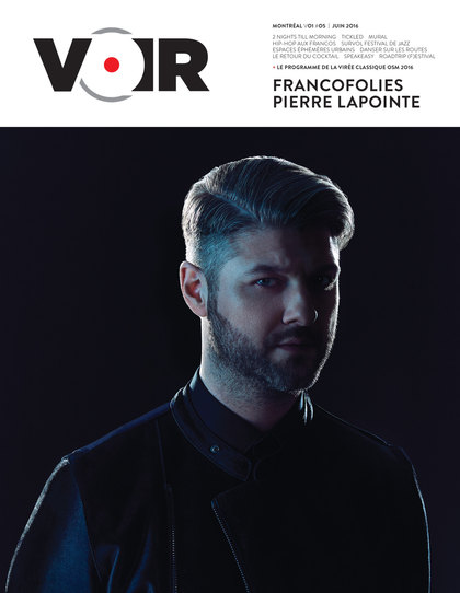 Francofolies / Pierre Lapointe