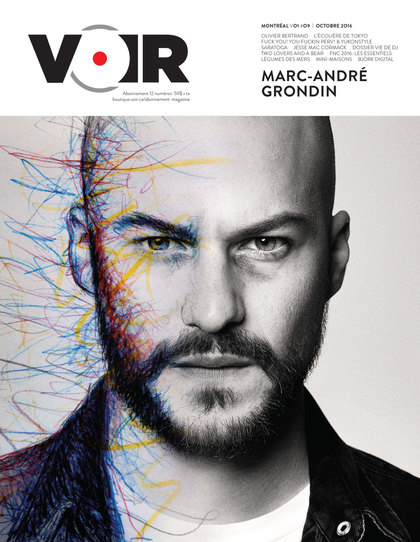 Marc-André Grondin