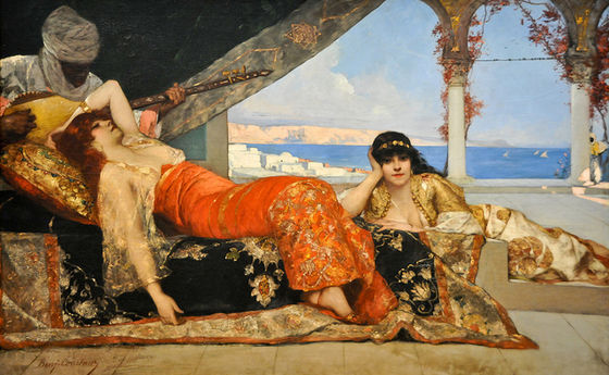Figures de l'orientalisme