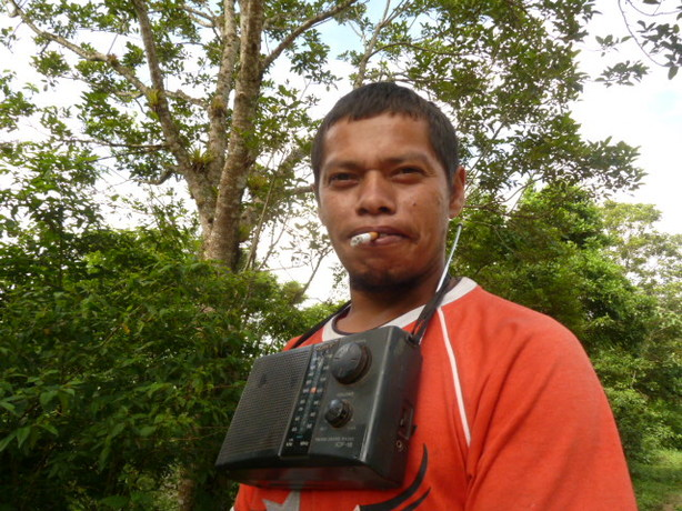 Nicaragua 1979-2015: L'eau, Jackson et Armando