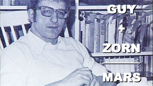 Chantal Guy, Fritz Zorn et Mars: ma quête vers 500