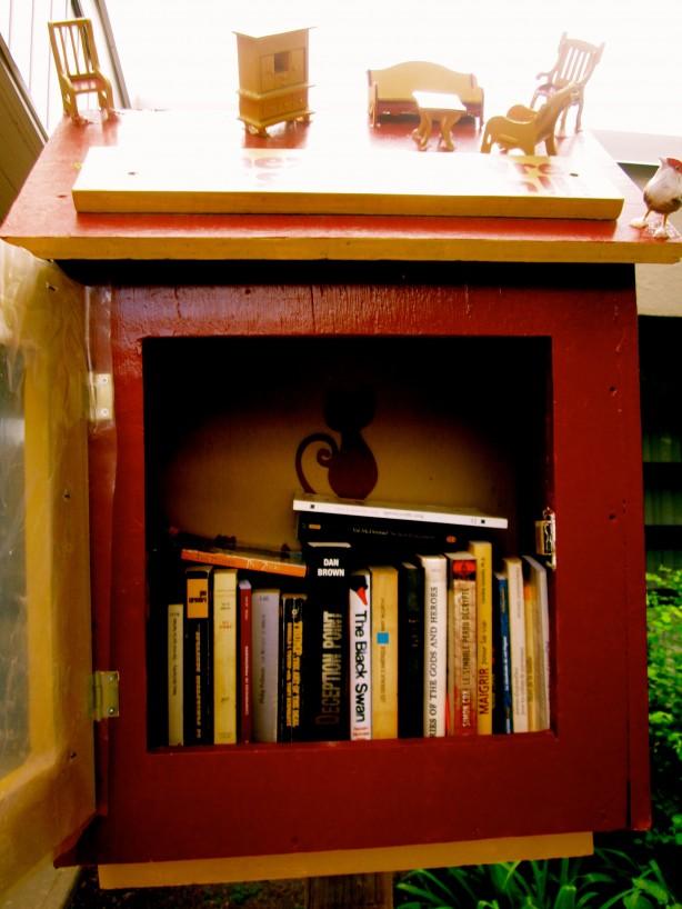 Mon voisin, ce lecteur : 10 raisons pour créer des microbibliothèques