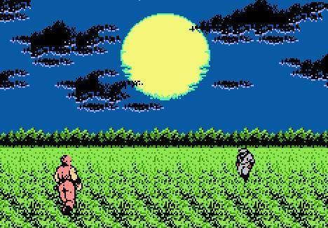 Avant le Faubourg Contrecoeur, il y avait les ninjas