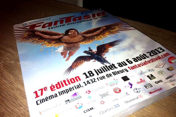 Fantasia: 25 films prometteurs