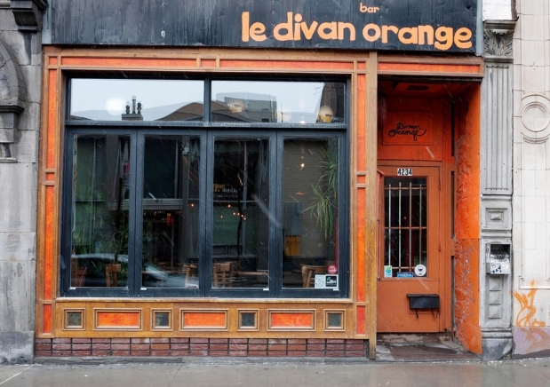 X(s) au calendrierUne décennie de Divan Orange en
