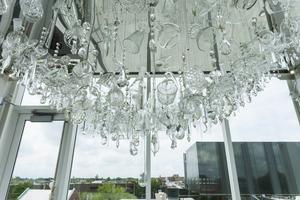 Danser avec la mémoire du verre et l'oeuvre de Claudie Gagnon