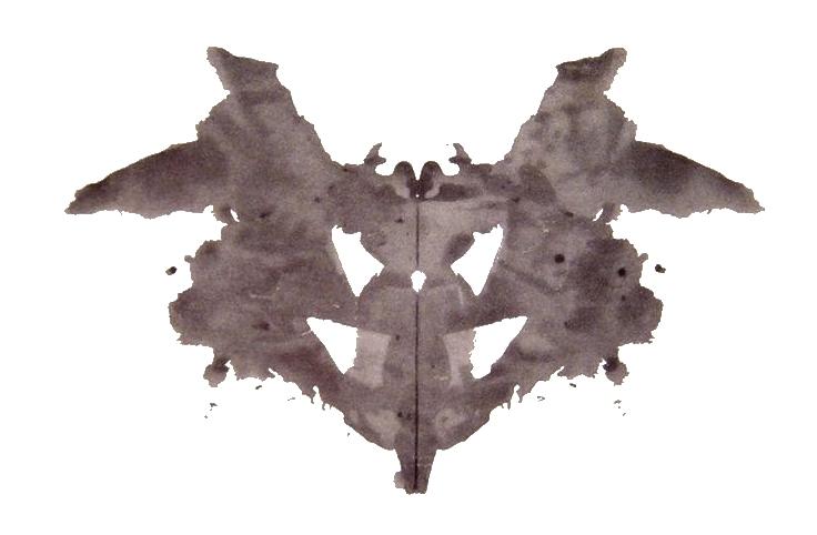 Le syndrome du zèbre. Rorschach11
