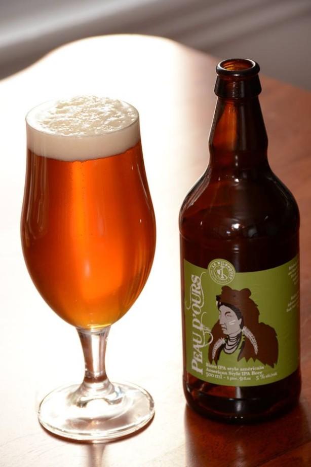 Une bière par semaine – Peau d'Ours / Le Bilboquet