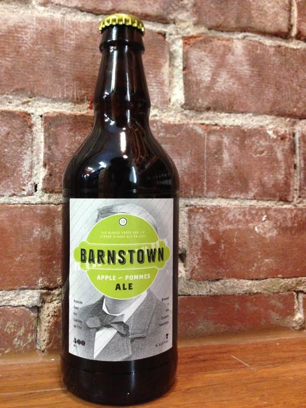 Une bière par semaine – Barnstown Pommes / Boquébière