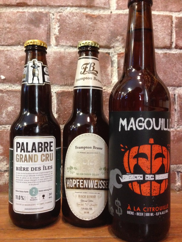 Une bière par semaine… ou trois! Pourquoi pas?