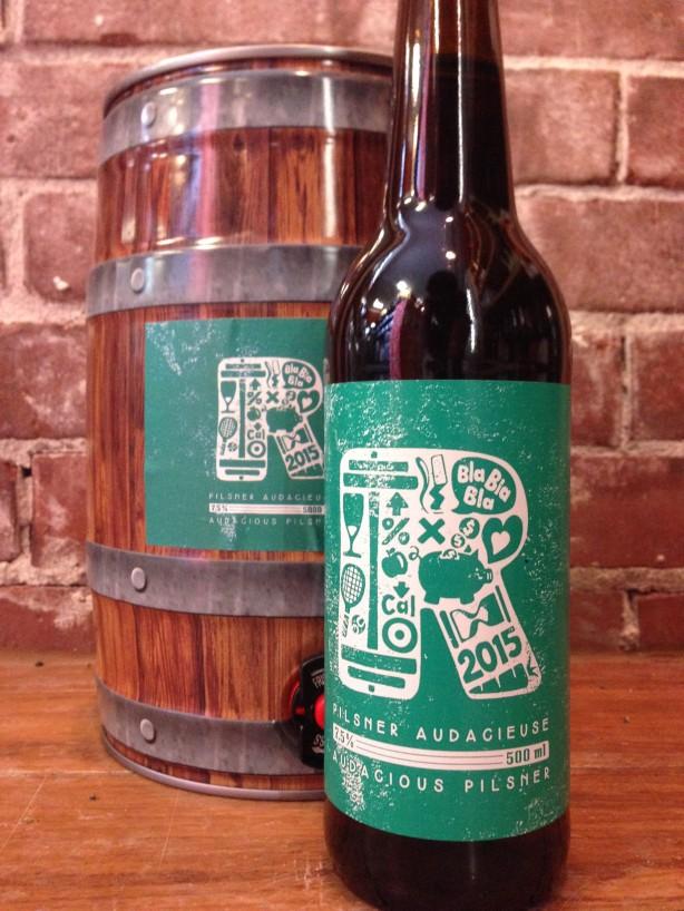 Une bière par semaine – «R» / Brasseurs Illimités