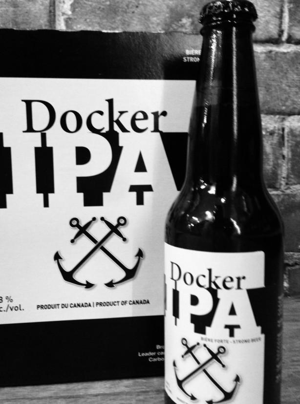Une bière par semaine – Docker IPA / Brasseur de Montréal