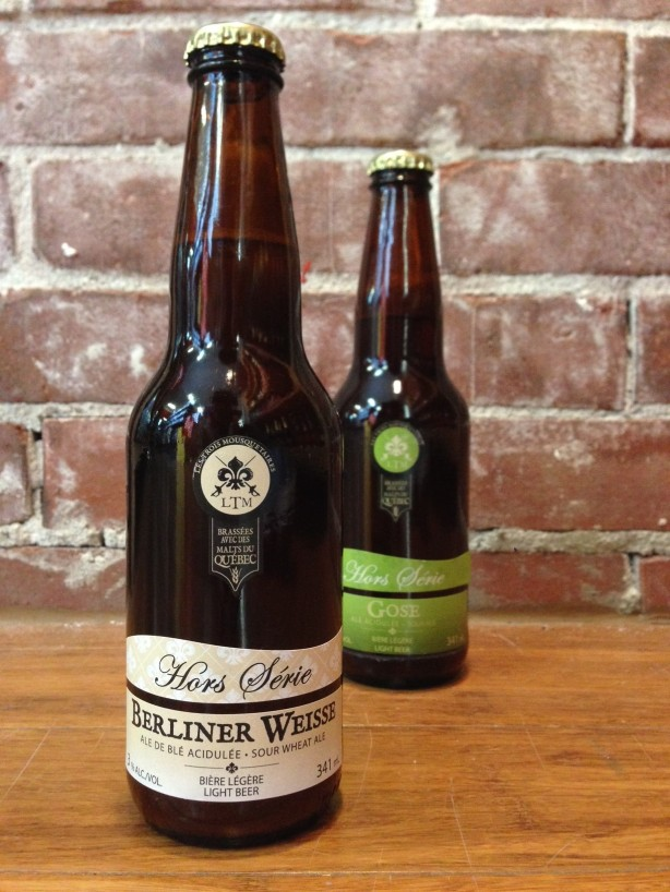 Une (ou deux) bière par semaine – Berliner Weisse et Gose / Les Trois Mousquetaires