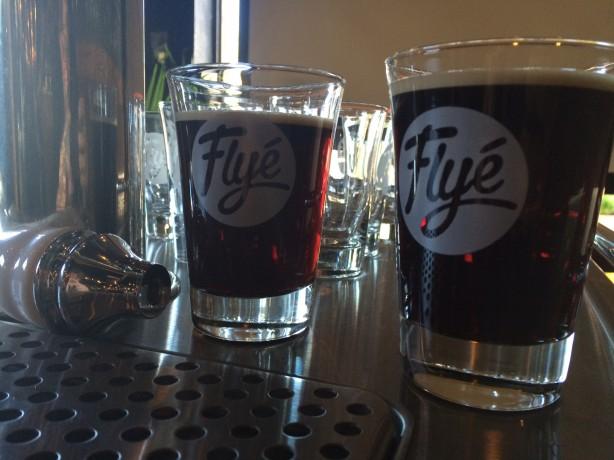 Flyé : le café à l'apparence de bière !