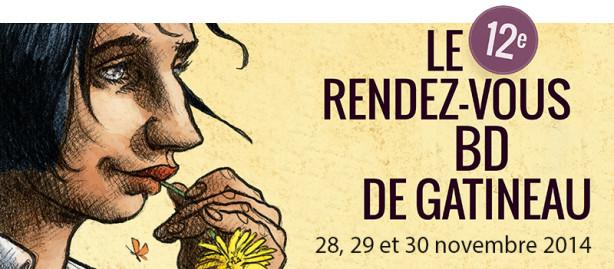 La 12e édition du Rendez-vous BD de Gatineau s'ouvre ce vendredi