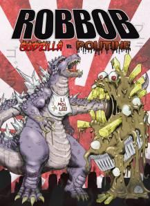 Robbob s'offre un concert illustré pour le lancement de son 2e album