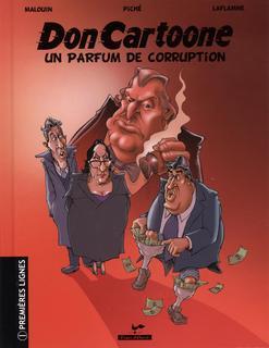 Collusion, construction et BD avec Mario Malouin