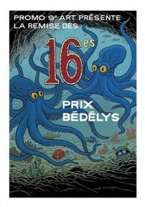 Les finalistes 2015 des prix Bédélys dévoilés!
