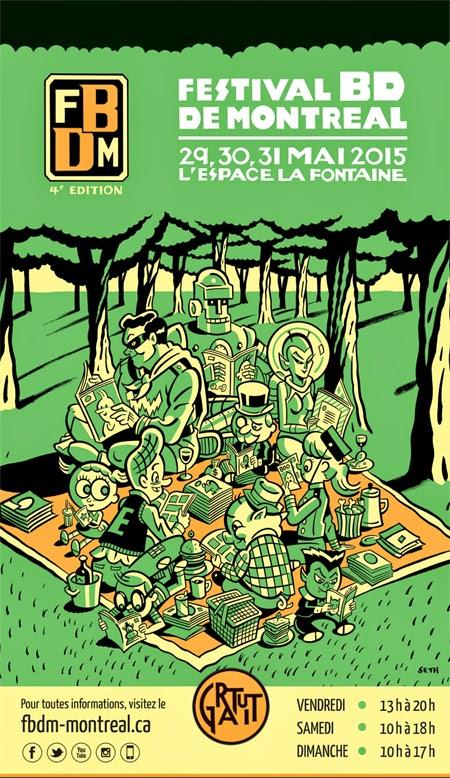 Une première édition bilingue pour le FBDM