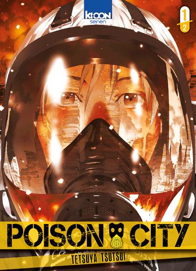 Le Prix Asie de la critique 2015 au Poison City de Tetsuya Tsutsui