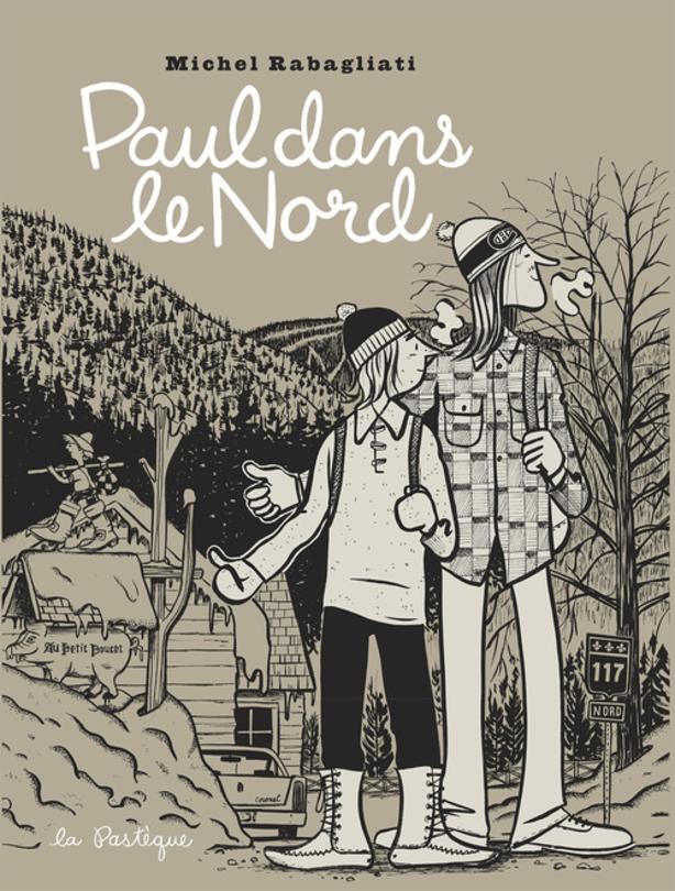 Paul dans le Nord: plongeon dans l'adolescence