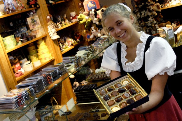 Chocolaterie La Cabosse d'or
