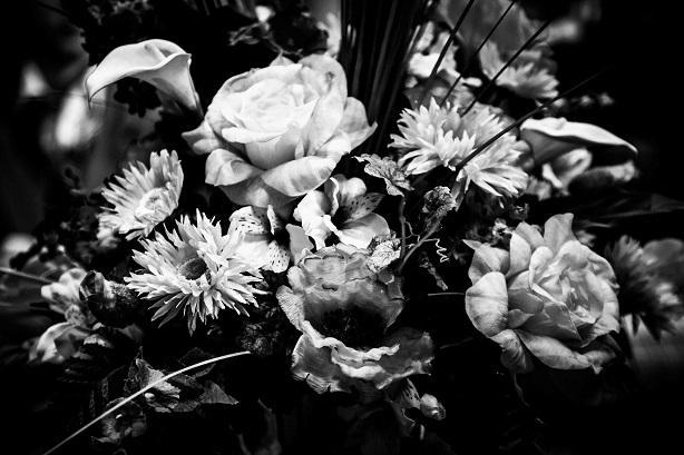 Fleurs artificielles diurnes
