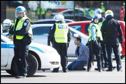 Arrestation et détention de journalistes