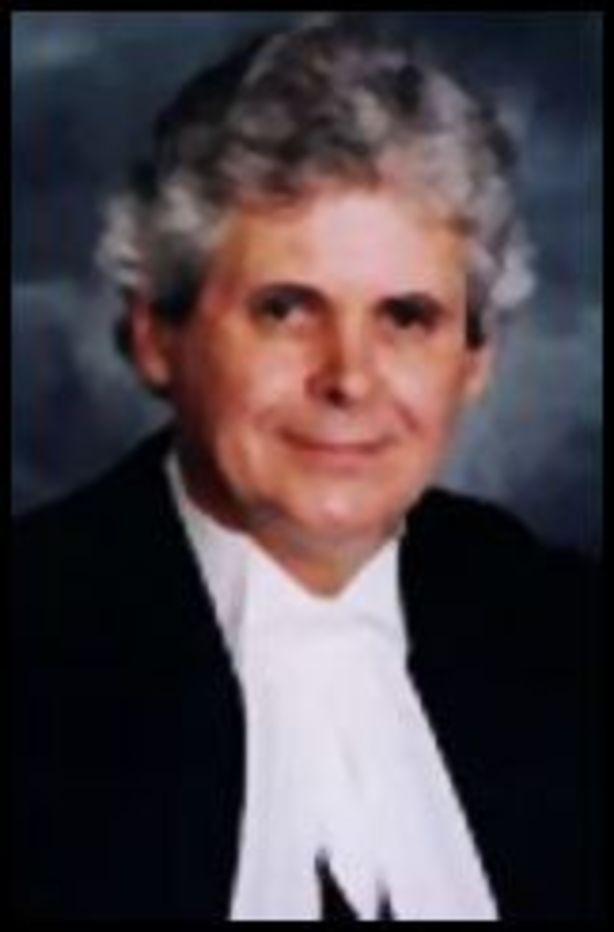 Mon cher patron, «le beau juge Beauregard»
