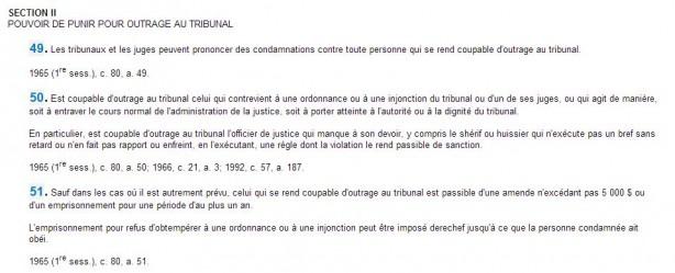 Gabriel Nadeau-Dubois et l'outrage civil