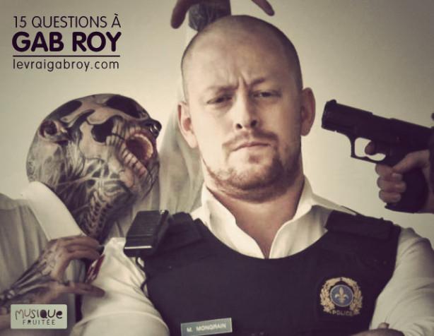 Gab Roy: faudrait en revenir, de la haine
