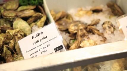L'ouverture d'huîtres selon Joseph Creo