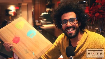 5 objets inspirants avec Adib Alkhalidey