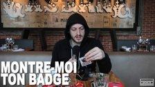 Montre-moi ton badge, Marc Étienne Mongrain