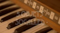 5 objets inspirants avec Socalled